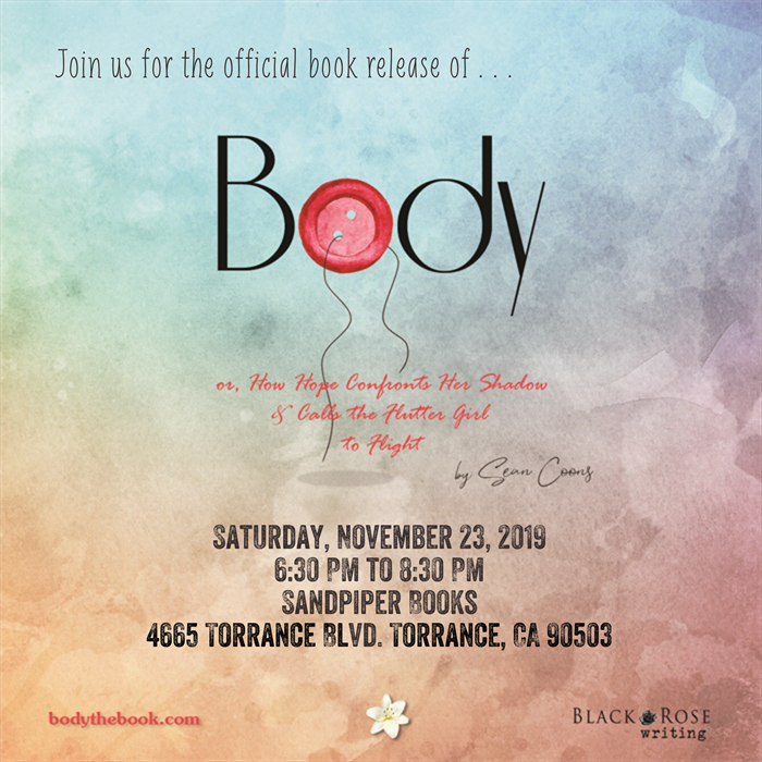 BODY by Sean Coons - Book Release