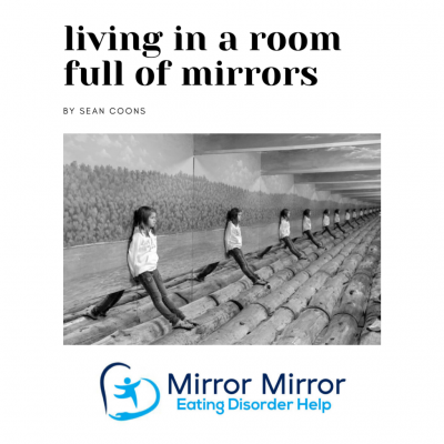 Living in a Room Full of Mirrors by Sean Coons