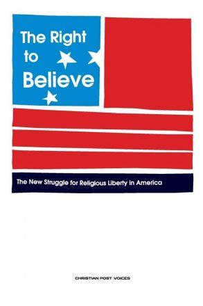 The Right to Believe - book cover