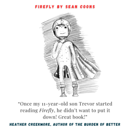 Firefly by Sean Coons - Review by Heather Creekmore - 002