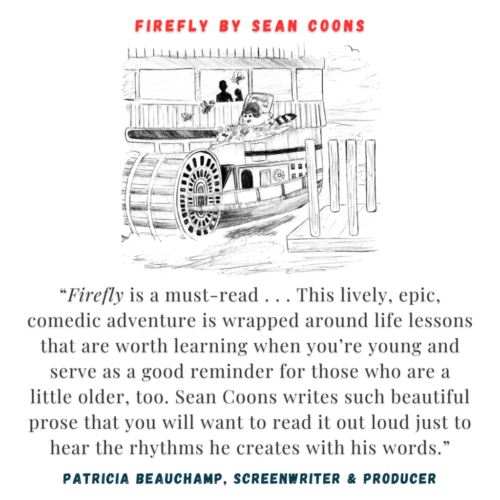 Firefly by Sean Coons - Review by Patricia Beauchamp - 003